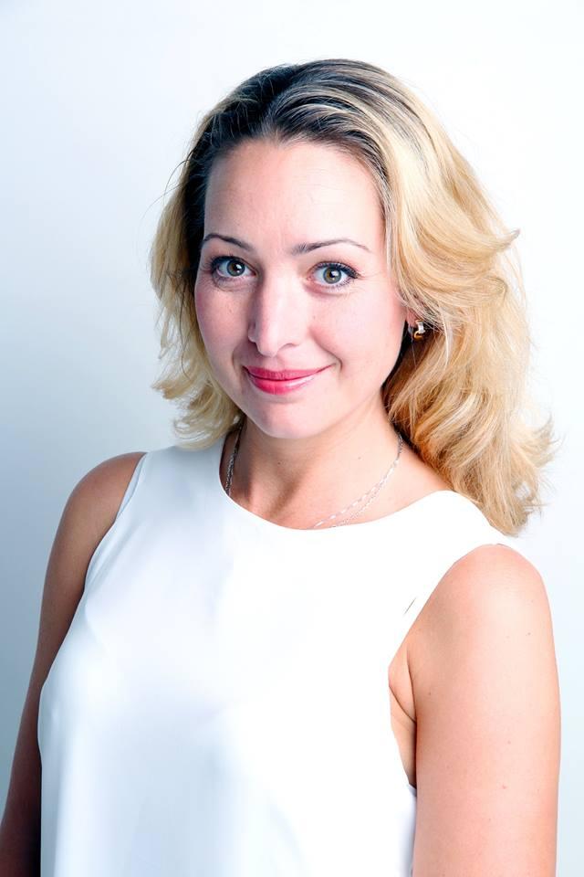 Iryna Khrebtova-Gris, M.A.