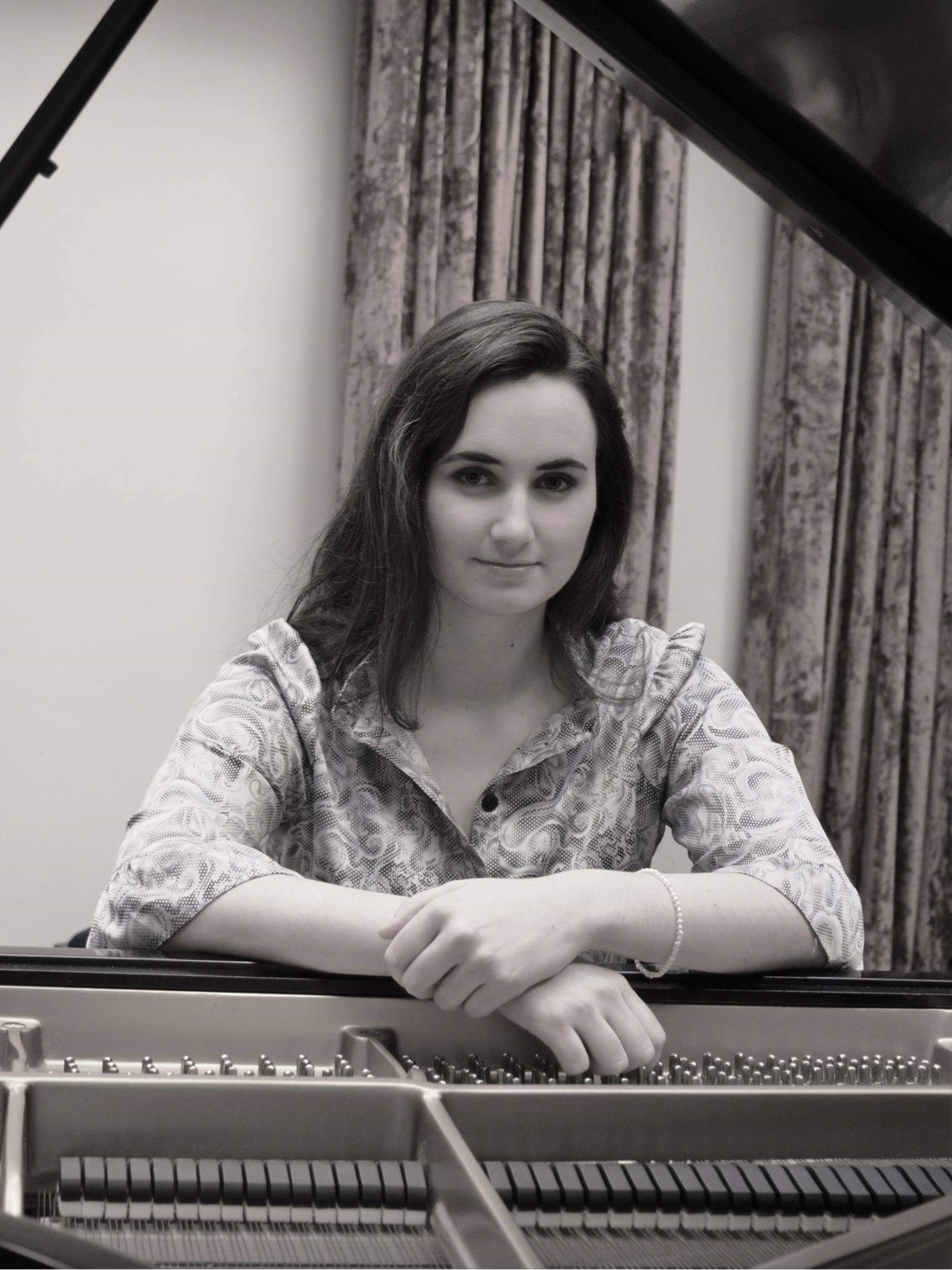 Sophia Stoney, M.Mus.